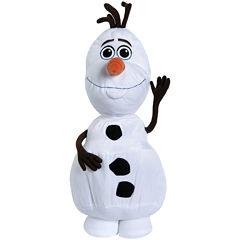 Disney Frozen Olaf Cuddle Plush Pillow