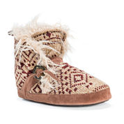 Muk Luks Women's Wendy Bootie Slippers