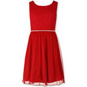 Speechless Sleeveless Party Dress