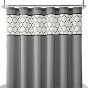 Royal Velvet® Kaler Shower Curtain