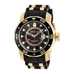Invicta® Pro Diver Mens GMT Scuba Watch 6991
