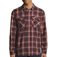 Smith Fleece Lined Flannel Shirt Jacket