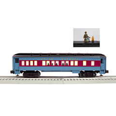 Lionel Trains The Polar Express Disappearing Hobo Passenger Car