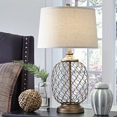 Signature Design By Ashley® Sanzia Table Lamp
