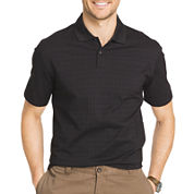 Van Heusen® Short Sleeve Traveler Polo Shirt