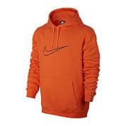 Nike® Swoosh Swoosh Hoodie