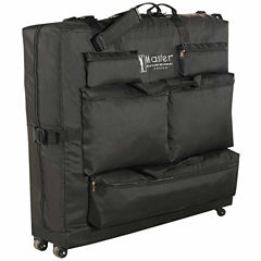 Master Massage - Universal Massage Table Carrying Case with Wheels(Fits tables 25