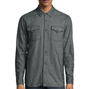 Vans® Bridjers Long-Sleeve Woven Shirt