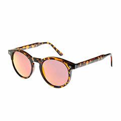 Arizona Full Frame Round UV Protection Sunglasses-Mens