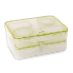 CooknCo Storage Set Polyprop 18pc