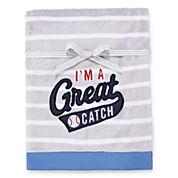 Carter's® Cozy Baseball Blanket - One Size