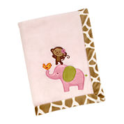 Carter's® Jungle Collection Blanket - One Size