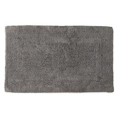 HygroCotton® Soft Reversible Bath Rug Collection