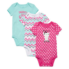 Okie Dokie 3-Pack Bodysuit - Baby
