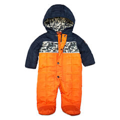 Weatherproof Boys Heavyweight Snow Suit-Baby