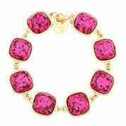 Liz Claiborne Pink Bangle Bracelet