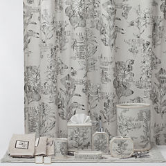 Creative Bath™ Sketchbook Botanical Toile Bath Collection