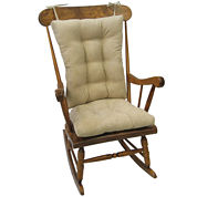 Klear Vu Twillo XL 2-pc. Rocker Chair Cushion Set