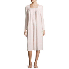 Earth Angels® Long-Sleeve Long Nightgown