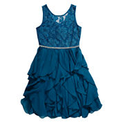 Emily West Sleeveless Party Dress - Girls 7-16 and Plus