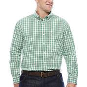 IZOD® The Advantage Long-Sleeve Poplin Shirt