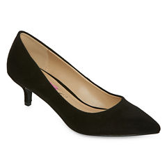 First Love By Penny Loves Kenny First Love Donna Pointed-Toe Pumps