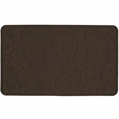 JCPenney Home™ Elegant Vines Ultimate Comfort Kitchen Mat