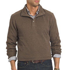 Van Heusen® Long Sleeve Sweater Fleece