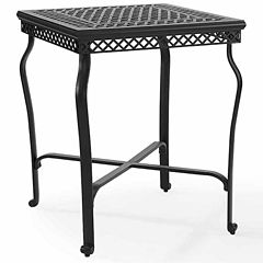 Portofino Cast Aluminum Patio Bar