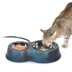 K & H Manufacturing Thermo-Kitty Café Bowl 14