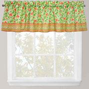 Park B. Smith® Boutique Flowers Rod-Pocket Valance