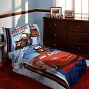 Disney Cars 4-pc. Toddler Bedding Set