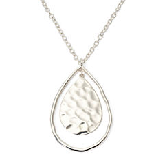 Liz Claiborne® Bead Pendant Necklace