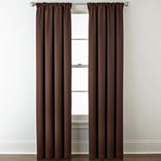 Liz Claiborne Kathryn Rod-Pocket Back-Tab Curtain Panel