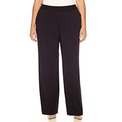 Liz Claiborne® Sophie Secretly Slender Classic-Fit Pants