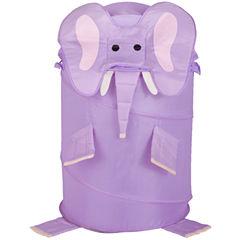 Honey-Can-Do® Elephant Large Pop-Up Hamper