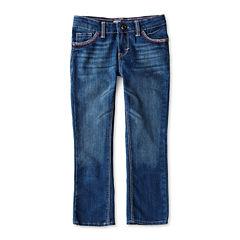 Levi's® Thick-Stitch Skinny Jeans - Preschool Girls 4-6x