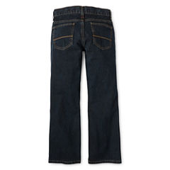 Arizona Bootcut Jeans - Boys 8-20, Slim and Husky