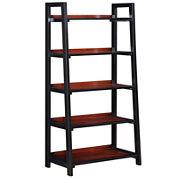 Camden 5-Tier Bookshelf