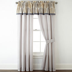 Home Expressions™ Celeste 2-Pack Curtain Panels