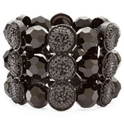 Mixit™ 3-Row Stretch Bead Bracelet