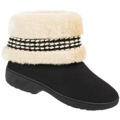 Isotoner Bootie Slippers