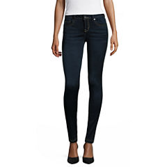 Wallflower Ultra-Skinny Jeans-Juniors