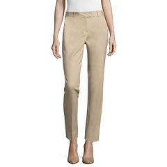 Liz Claiborne® Classic Emma Fit Suiting Ankle Pants