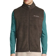 Columbia® Flattop Ridge™ Sleeveless Lightweight Fleece Vest