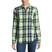 STYLUS Long-Sleeve Boyfriend 2 Utility Shirt