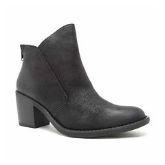 Qupid Ankle Booties