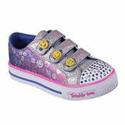 Skechers Girls Twinkle Toes Sneakers