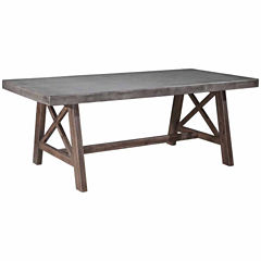Zuo Modern Ford Patio Dining Table