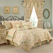 Waverly® Cape Coral Quilt Set & Accessories